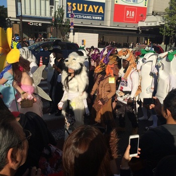 川崎ハロウィンパレード