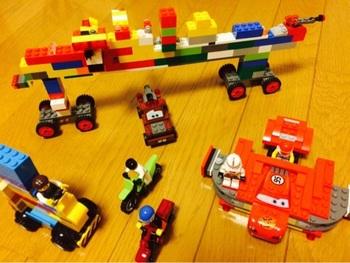 レゴで知育