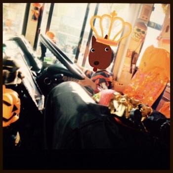 川崎ハロウィン 市バス